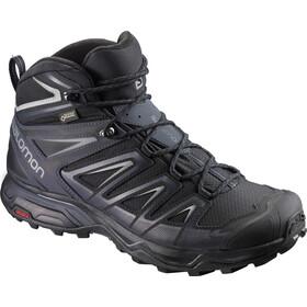 8a987944907b Salomon X Ultra 3 Mid GTX Shoes Men Black India Ink Monument